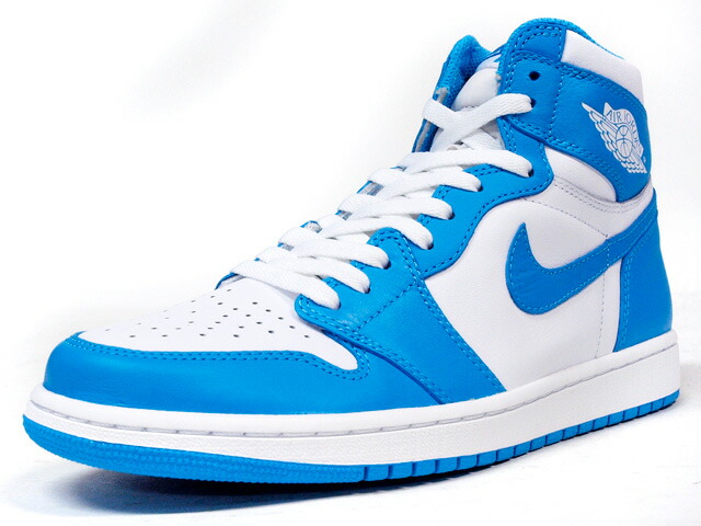 "NIKE  AIR JORDAN I RETRO HIGH OG ""POWDER BLUE"" ""LIMITED EDITION for NONFUTURE"" P.BLU/WHT (555088-117)"