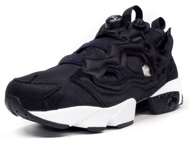 "Reebok  INSTA PUMP FURY AFFILIATES ""mastermind JAPAN"" ""LIMITED EDITION"" BLK/SLV/WHT (V67122)"