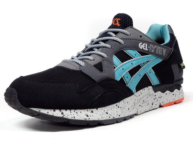 "ASICS Tiger  GEL-LYTE V ""GORE-TEX"" ""LIMITED EDITION"" BLK/SAX/OEG/GRY/WHT (TH429Y-9089)"