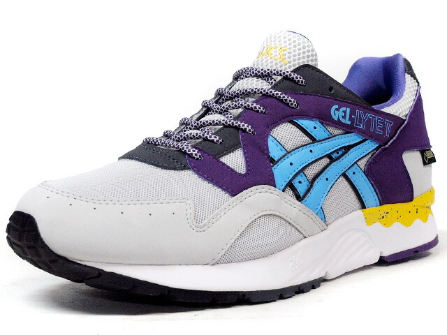 "ASICS Tiger  GEL-LYTE V ""GORE-TEX"" ""LIMITED EDITION"" GRY/SAX/PPL/YEL/WHT (TH429Y-1041)"