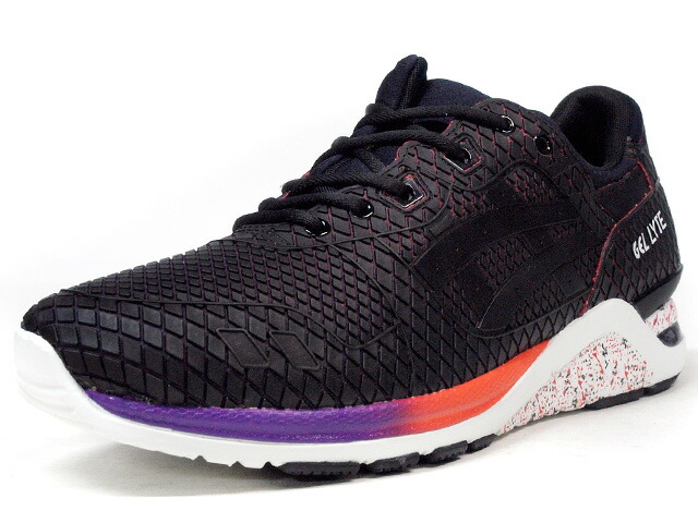 "ASICS Tiger  GEL-LYTE EVO ""LIMITED EDITION"" BLK/ORG/PPL/WHT (TQN543-9090)"