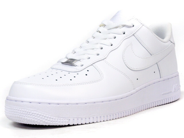 "NIKE AIR FORCE I 07  ""LIMITED EDITION for ICON"" WHT/WHT (315122-111)"