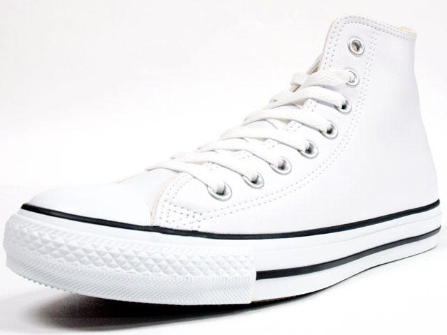 CONVERSE  LEATHER ALL STAR HI WHT (32044990)