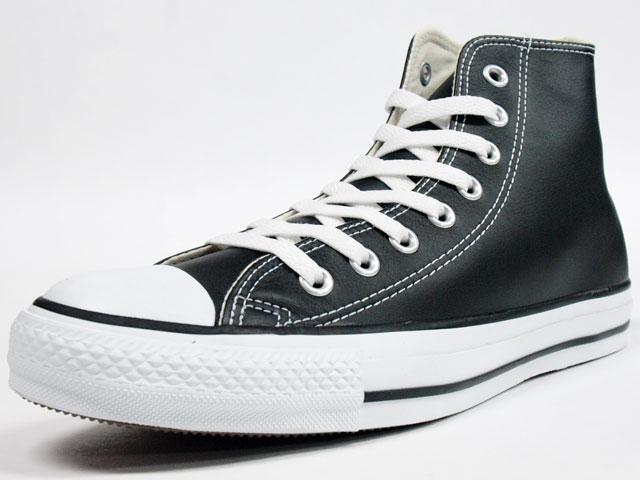 CONVERSE  LEATHER ALL STAR HI BLK (32044991)