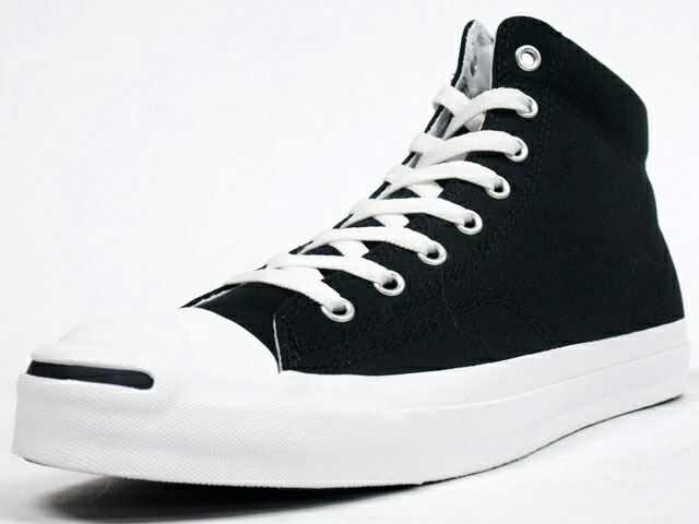 CONVERSE  JACK PURCELL MID BLK (32265631)