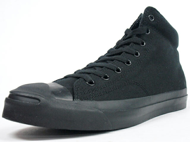 CONVERSE  JACK PURCELL MID BLK MONOCHROME (32265637)