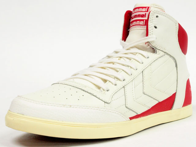 hummel  HUMMEL HI STAR RETRO WHT/RED (HM63206-9076)