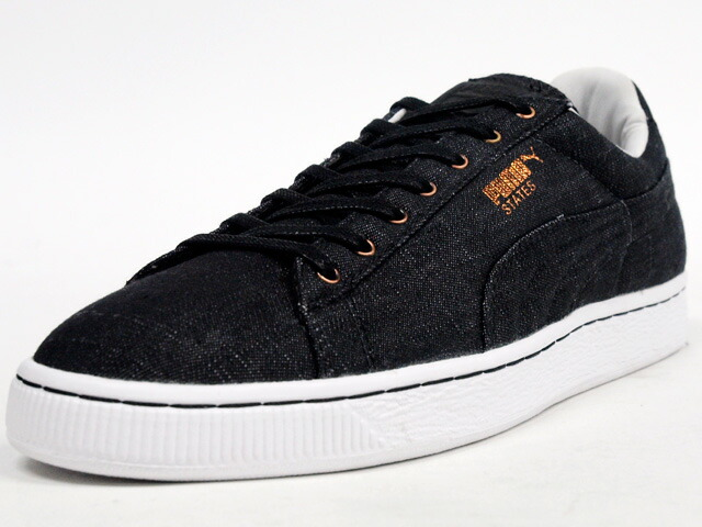 "Puma  STATES x DENIM ""LIMITED EDITION for The LIST"" BLK/DENIM (354770-02)"