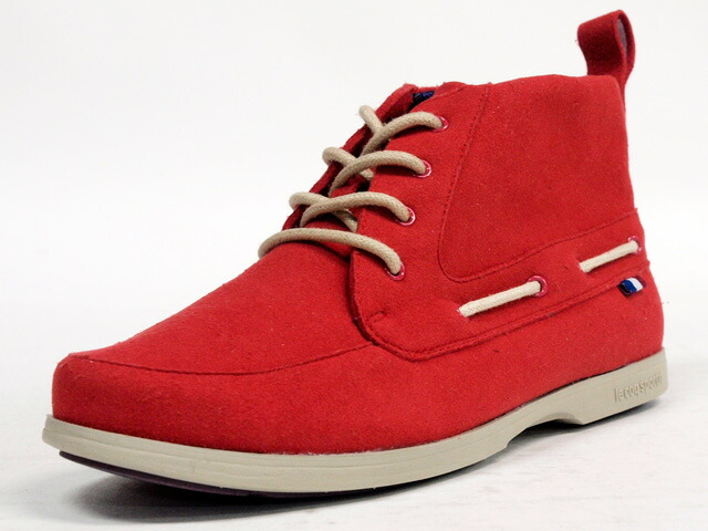 le coq sportif  CHEMILLE RED (QFM-3346RD)