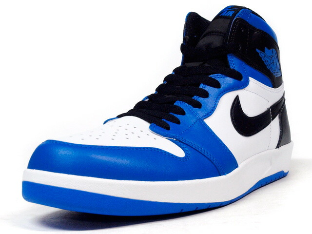 "NIKE  AIR JORDAN I HIGH THE RETURN ""LIMITED EDITION for NONFUTURE"" WHT/BLU/BLK (768861-106)"