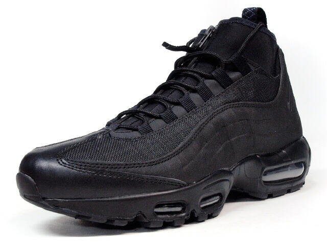 "NIKE  AIR MAX 95 SNEAKERBOOT ""LIMITED EDITION for ICONS"" BLK/BLK (806809-002)"