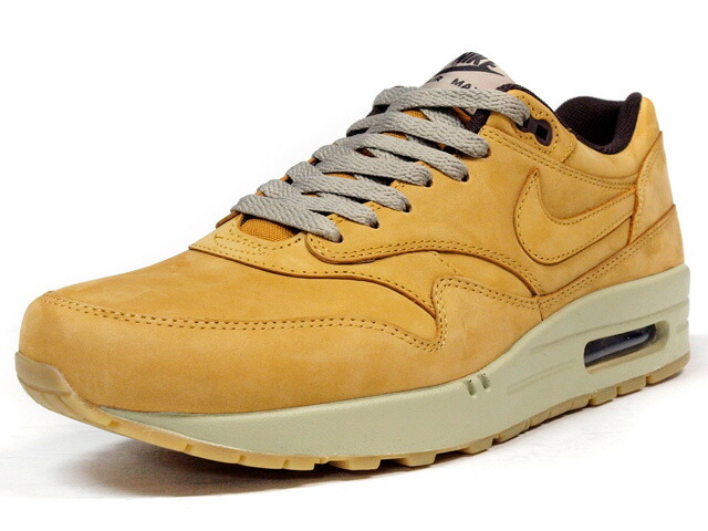 "NIKE  AIR MAX I LTR PREMIUM ""LIMITED EDITION for ICONS"" WHEAT/GUM (705282-700)"