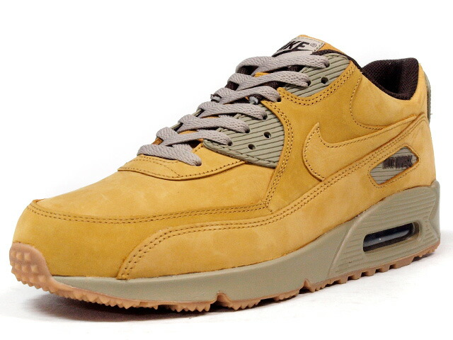 "NIKE  AIR MAX 90 WINTER PREMIUM ""LIMITED EDITION for ICONS"" WHEAT/GUM (683282-700)"