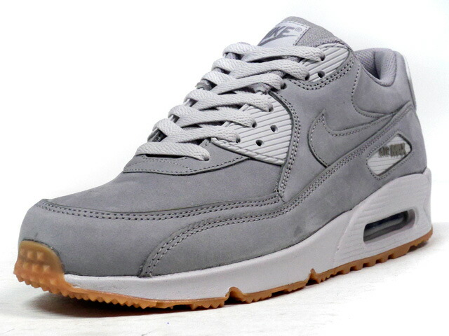 "NIKE  AIR MAX 90 WINTER PREMIUM ""LIMITED EDITION for ICONS"" GRY/WHT/GUM (683282-005)"