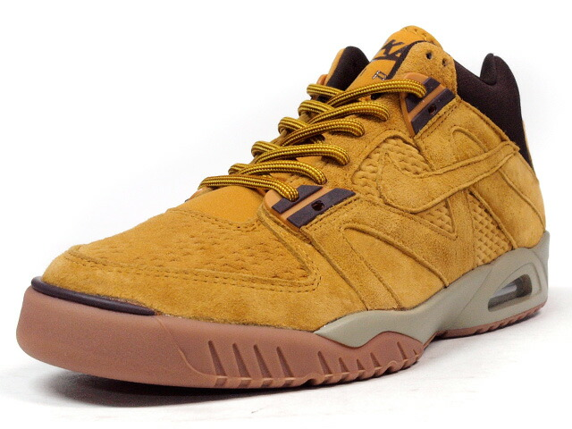 "NIKE  AIR TECH CHALLENGE III ""LIMITED EDITION for NONFUTURE"" WHEAT/GUM (749957-700)"