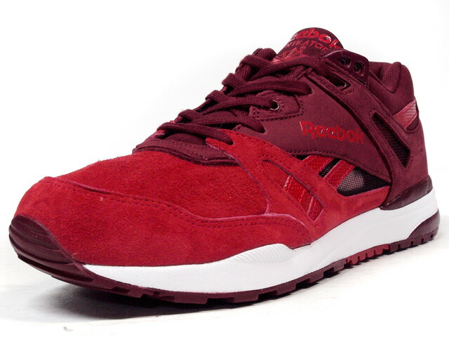 "Reebok  VENTILATOR CN ""LIVESTOCK"" ""VENTILATOR 25th ANNIVERSARY"" ""LIMITED EDITION for CERTIFIED NETWORK"" RED/BGD/WHT (M48283)"