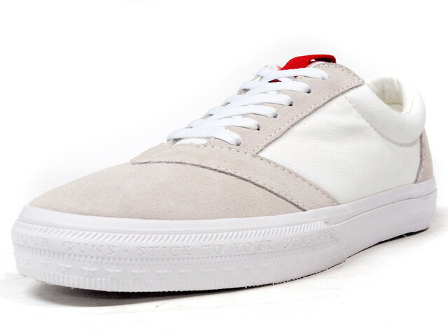 "LOSERS  UNEAKER ""READY MADE"" WHT/RED (15UN10)"