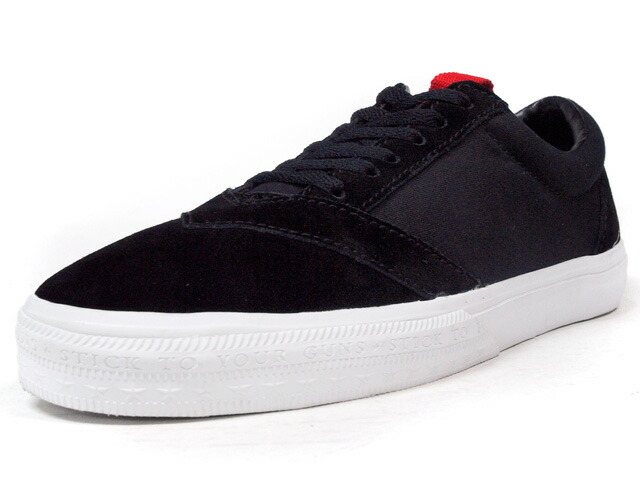 "LOSERS  UNEAKER ""READY MADE"" BLK/RED/WHT (15UN11)"