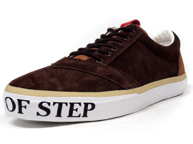 "LOSERS  UNEAKER ""OUT OF STEP"" ""CUSTOM MADE"" BRN/BGE/RED (15UN15)"