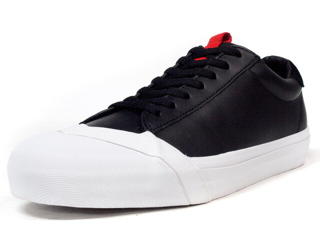 "LOSERS  SCHOOLER LO ""READY MADE"" BLK/RED/WHT (15SL08)"