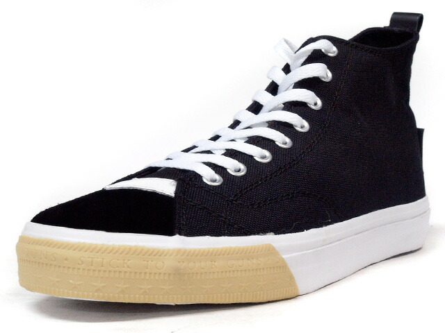 "LOSERS  BALLER ""READY MADE"" BLK/WHT/GUM (15SV04)"