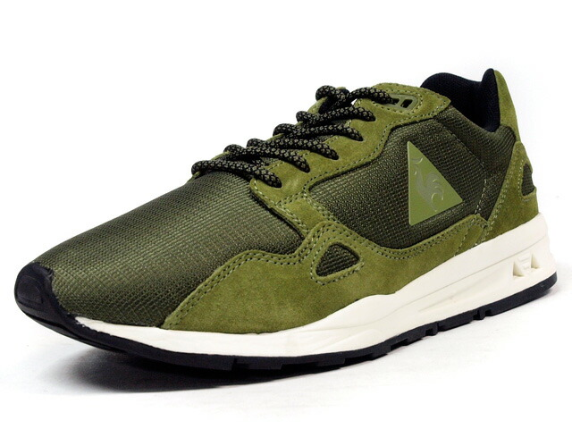 "le coq sportif  LCS-R900 MT ""Shigeyuki Kunii (mita sneakers) Color Direction"" OLV/NAT (QMT-5356KH)"