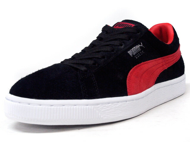 "Puma  SUEDE CLASSIC + ""KA LIMITED EDITION"" BLK/RED (356568-75)"