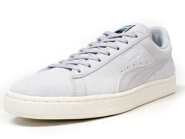 """Puma  SUEDE CLASSIC + MOD HERITAGE """"LIMITED EDITION for D.C.4"""" GRY/WHT (359099-03)"""