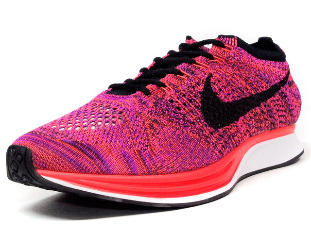 "NIKE  FLYKNIT RACER ""LIMITED EDITION for RUNNING FLYKNIT"" PINK/BLK/WHT (526628-008)"