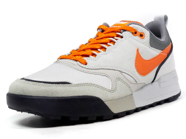 "NIKE  AIR ODYSSEY ENVISION QS ""LIMITED EDITION for NONFUTURE"" L.GRY/GRY/ORG (806975-008)"