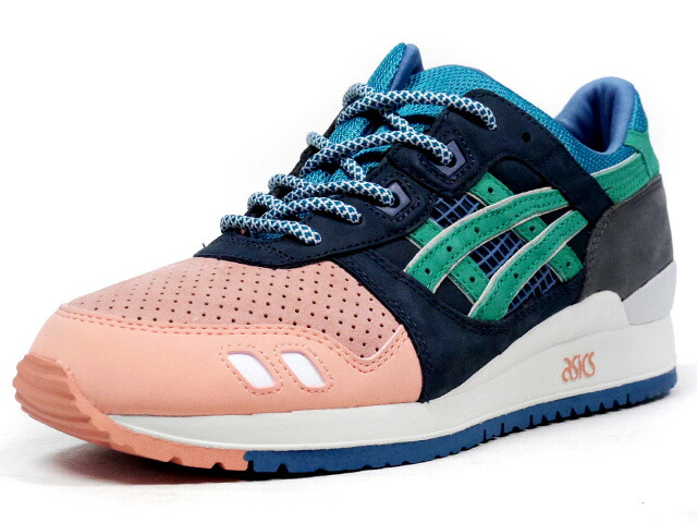 "ASICS Tiger  GEL-LYTE III ""HOMAGE"" ""KITH NYC"" ""GEL-LYTE III 25th ANNIVERSARY"" ""LIMITED EDITION"" MULTI (H54FK-6540)"