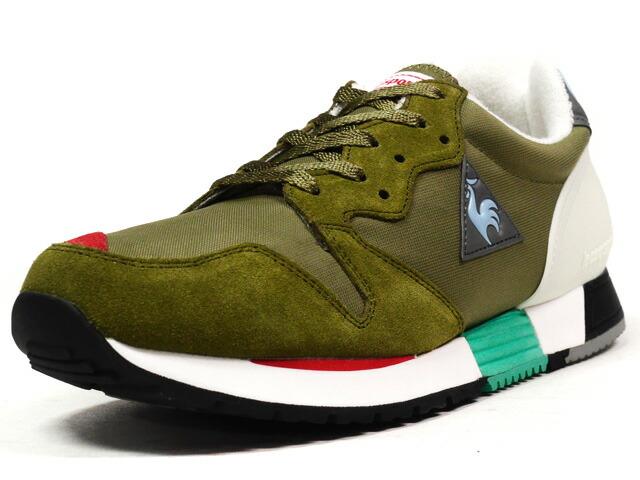 "le coq sportif  EUREKA ""Shigeyuki Kunii (mita sneakers) Color Direction"" KHK (QMT-6100KH)"