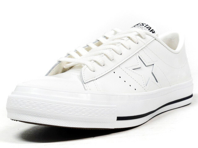 """CONVERSE  ONE STAR J PL """"made in JAPAN"""" """"LIMITED EDITION"""" WHITE (32346840)"""