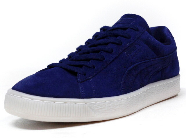 "Puma  SUEDE CLASSIC COLORED ""LIMITED EDITION for D.C.4"" NVY/WHT (360850-01)"