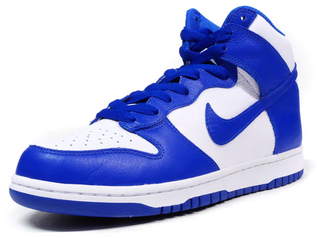 "NIKE  DUNK RETRO QS ""UNIVERSITY OF KENTUCKY"" ""LIMITED EDITION for NONFUTURE"" BLU/WHT (850477-100)"