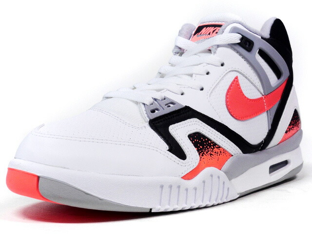 "NIKE  AIR TECH CHALLENGE II ""LIMITED EDITION for NSW"" WHT/BLK/INFRARED (318408-104)"