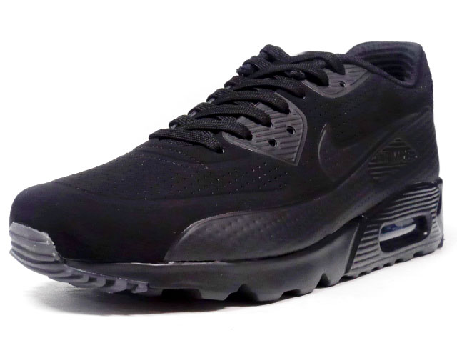 "NIKE  AIR MAX 90 ULTRA MOIRE ""LIMITED EDITION for ICONS"" BLK/BLK (819477-010)"