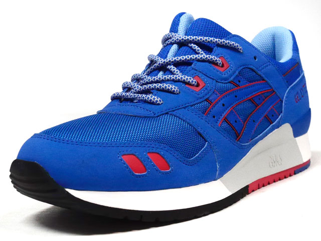 ASICS Tiger  GEL-LYTE III BLU/RED (TQ637Y-4242)