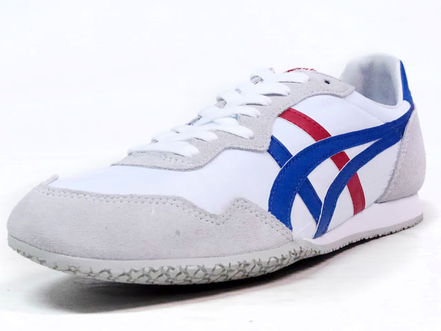 Onitsuka Tiger  SERRANO WHT/BLU/RED (TH109L-0142)
