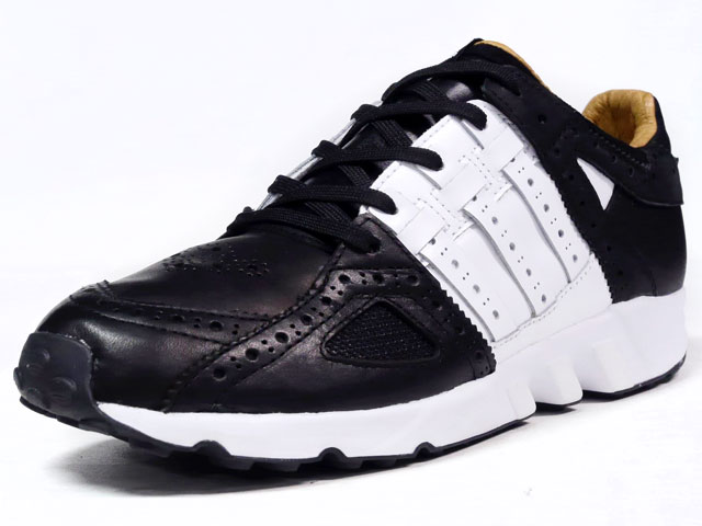 "adidas  EQT RUNNING GUIDANCE 93 ""TEA TIME PACK"" ""Sneakersnstuff"" ""LIMITED EDITION for CONSORTIUM"" WHT/BLK/BGE (AF5755)"