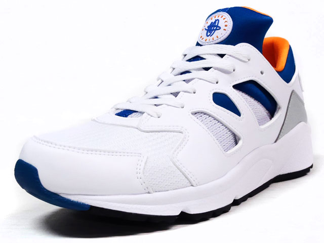 "NIKE  AIR HUARACHE INTERNATIONAL ""LIMITED EDITION for NONFUTURE"" WHT/BLU/ORG (819480-103)"