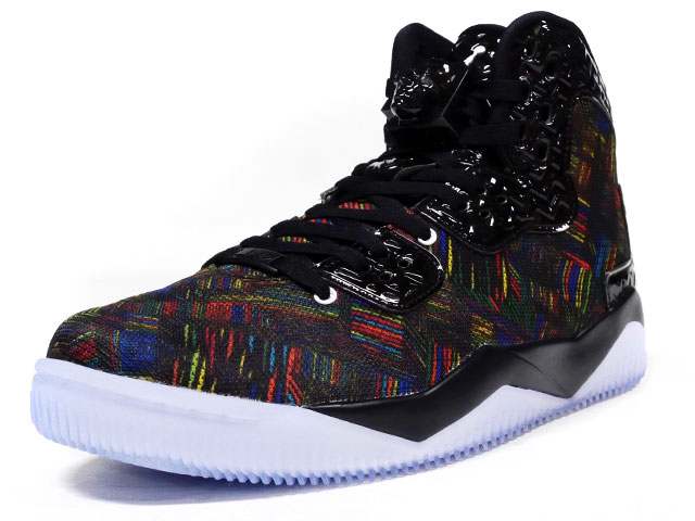"""NIKE  AIR JORDAN SPIKE FORTY BHM """"BLACK HISTORY MONTH"""" """"SPIKE LEE"""" """"LIMITED EDITION for NONFUTURE"""" MULTI/BLK (836750-045)"""