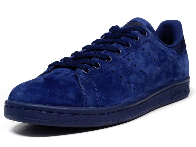 adidas  STAN SMITH NVY/NVY (S75107)