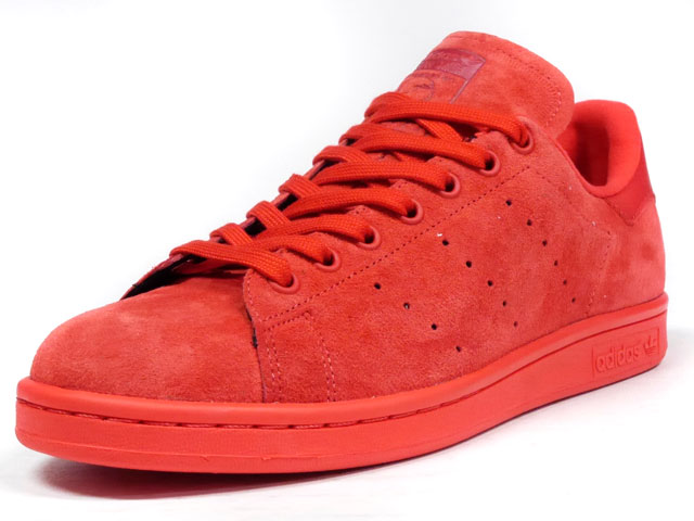 adidas  STAN SMITH RED/RED (S75109)