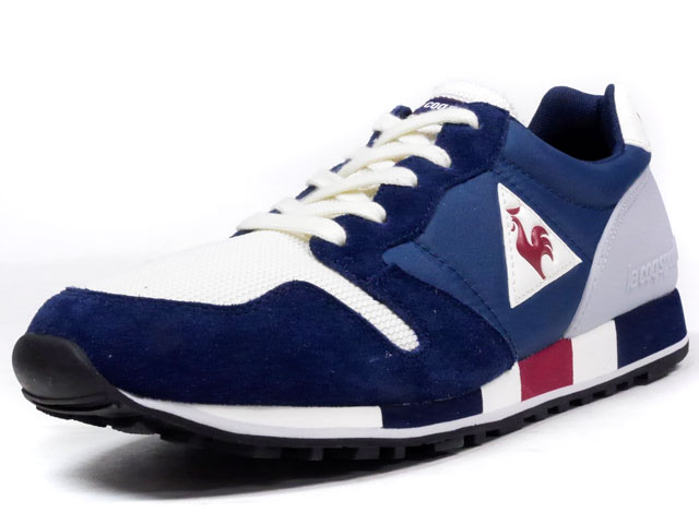 "le coq sportif  OMEGA ORIGINAL ""OMEGA 30th ANNIVERSARY"" ""LIMITED EDITION"" NVY/O.WHT/GRY/BGD (1610670)"