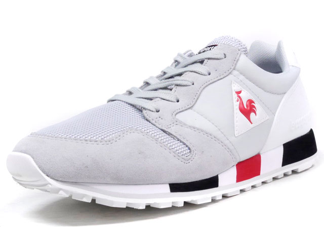 "le coq sportif  OMEGA ORIGINAL ""OMEGA 30th ANNIVERSARY"" ""LIMITED EDITION"" GRY/WHT/RED/BLK (1610671)"