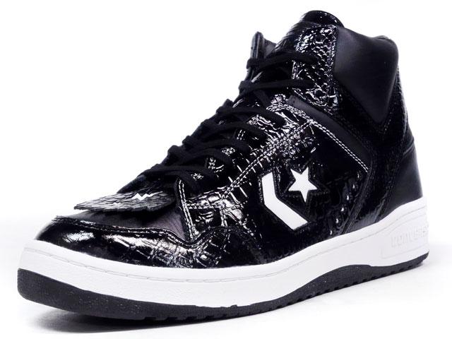 "CONVERSE  WEAPON HI / MS WL ""WHIZ LIMITED x mita sneakers"" BLK/WHT (32649131)"