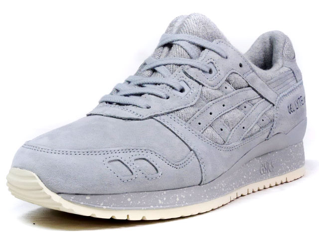 "ASICS Tiger  GEL-LYTE III ""REIGNING CHAMP"" ""LIMITED EDITION"" GRY/NAT (H53GK-9393)"