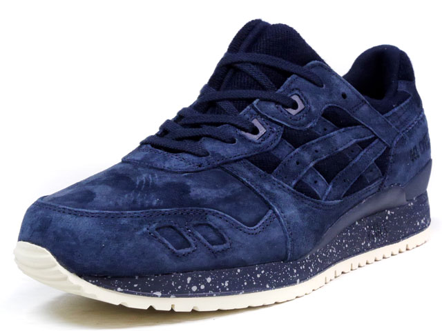 "ASICS Tiger  GEL-LYTE III ""REIGNING CHAMP"" ""LIMITED EDITION"" NVY/NAT (H53GK-5050)"
