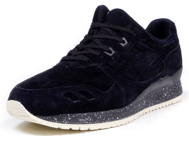 "ASICS Tiger  GEL-LYTE III ""REIGNING CHAMP"" ""LIMITED EDITION"" BLK/NAT (H53GK-9090)"
